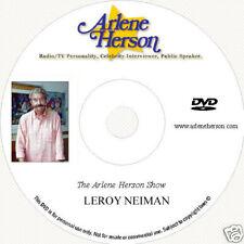 Leroy Neiman TV Interview  (30 Minutes)  DVD