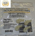 GENUINE Sears Kenmore Amana Maytag Washer Agitator Dogs 80040 replaces 285770 photo