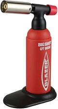 Brand New Blazer Gt8000 Big Shot Butane Torch Rare Vintage Red