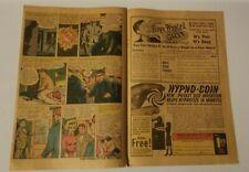 1964 Daredevil #1 Centerfold wrap PAGE 8/9 & 10/11 1st App Silver Age Key PG