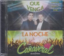 CD Grupo Canaveral CD / DVD NEW Que Venga La Noche NUEVO 2015 - FAST SHIPPING !