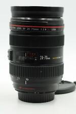 Canon EF 24-70mm f2.8 L USM Lens 24-70/2.8 #869