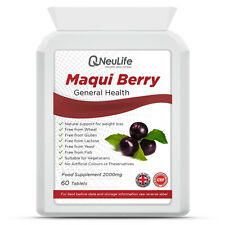 Maqui Berry - 2000 Mg - 60 Tabletas