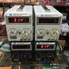 Used GWinstek DC regulated power supply GPS-3030D 30V 3A