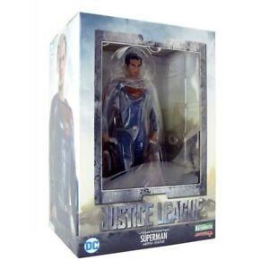 Dc Superman Henry Cavill Justice League Artfx+ statue 1/10 Figure Kotobukiya