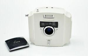 Rare Olympus Ecru 35mm Point & Shoot Camera Limited Edition 20,000 Worldwide~VG