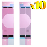 10x For Apple iPhone 8 Plus 5.5 Back Battery Adhesive Sticker Strip Glue Tape