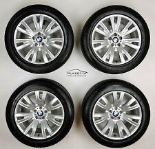 BMW X-5 E70 Sommerradsatz V-Speiche 223 in 19 Zoll mit Bridgestone Reifen RSC *