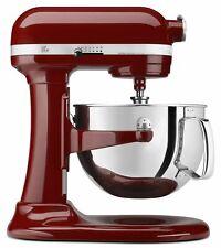 Kitchenaid Pro 600 Stand Mixer 6-qt Super Big Large Capacity - Empire Red