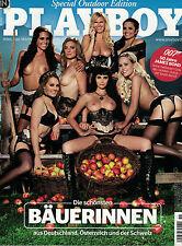 L Playboy 11/2012 November,Clivia TREIDL,Dominique Regatschnig,Landlust,KIOSK-C