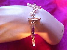 BICHE de BERE Bracelet - Argenté - Creator Modernist - Tin-silver - signed