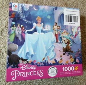 Ceaco Disney Princess CINDERELLA'S WISH 1000pc COMPLETE