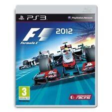 Formula 1 2012 Sony Playstation 3