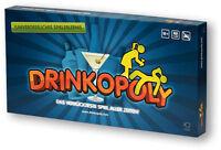 Drinkopoly Trinkspiel Saufspiel Brettspiel Partyspiel Gesellschaftsspiel Deutsch