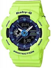 2017 NEW CASIO BABY-G Punching Pattern Series BA-110PP-3AJF Women's from japan