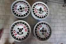 "JDM OZ rally Ruote 15"" wheels rims pcd114.3x4 ce9a evo iii gravel route"