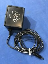 Original Texas Instruments AC 9201 AC Adapter 6V for TI CC40 TI74 TI95 TI80 81