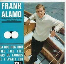 CD CARTONNE 4T FRANK ALAMO   DE 2000 REEDITION DU 45T   NEUF SCELLE