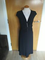 Ladies Dress Size 18 ROMAN Stretch Ruched Party Evening Occasion Event