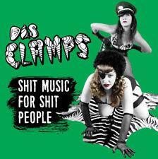 DAS CLAMPS Shit Music For Shit People vinyl LP garage punk Cramps Groupies