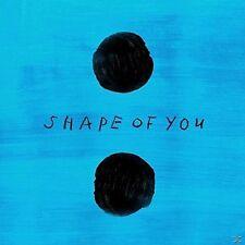 ED SHEERAN - SHAPE OF YOU (2-TRACK)   CD SINGLE NEW+