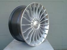 4x 19 Zoll Felgen für BMW 5-E60/61/39, 6-E63/64, 7-E65/66/38 8.5J-9.5J Silber