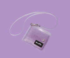 ALMOSTBLUE TWINKLE JELLY WALLET Girl Necklace Wallet BTS Wallet +Tracking No