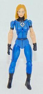 2011 Hasbro Marvel Universe Fantastic 4 Infinite Invisible Woman Figure Used