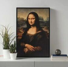 NEW Virgil Abloh x IKEA Markerad Mona Lisa Backlit ArtWork DaVinci Off White Usb