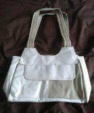 New Cream and Beige Handbag