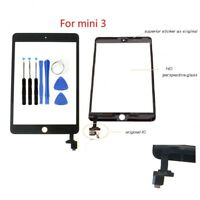 Screen Digitizer Replacement Glass Touch For iPad Mini 3 A1599  A1600 Black