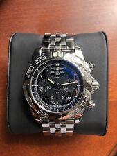 Breitling  Chronomat B01 Roman Black