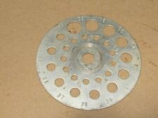 Vintage/Nos Planet Jr/ No 300/ 300A Seeder Plate 27 -39