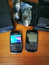 2 X BlackBerry Bold 9790 - Black UNLOCKED Smartphone Grade A *  But With Fault *