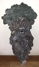 latex mould for making This Tree Face Plaque
