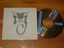 MICHAEL JACKSON - SCREAM / 1 TRACK PROMO-CD 1995 (IM CARDSLEAVE)
