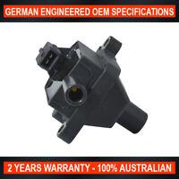 Ignition Coil for Alfa Romeo 146 155 TS GTV Spider Twin Spark - Square Plug