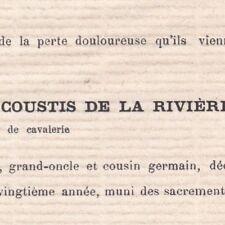 Clément Hippolyte Coustis De La Rivière Tours 1883