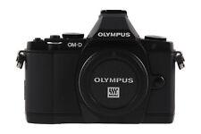 Olympus OM-D E-M5 16.1MP Digitalkamera - Schwarz (Nur Gehäuse) - Gebraucht #745