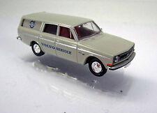 Brekina 29462 Volvo 145 Kombi Volvo Service Scale 1 87 NEU OVP