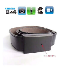 30 FPS HD Camera Spy Belt Video Recorder Secret Pinhole Cam Audio Camcorder DVR
