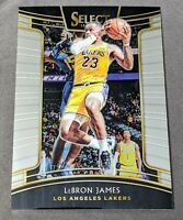 2018-19 Select LeBron James Concourse #11 - Los Angeles Lakers