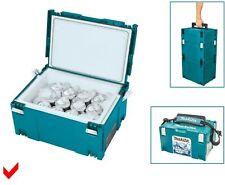 Makita Makpac Kühlbox Steckverbinder Werkzeugkoffer Cool Box Typ 3 11 Liter +