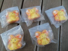 chouchou papillon poupée Charlotte aux fraises strawberry shortcake doll baggie
