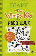 Diary of a Wimpy Kid: Hard Luck book & CD by Audio cd book 9780141358710