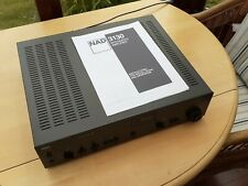 NAD 3130 AMPLIFIER WITH INPUTS FOR VINYL-Refurbished, Repaired and Re-calibrated