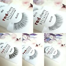 Red Cherry Wimpern echthaar schwarz #43#WSP#747S#415#82#747M#213