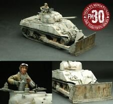 FIGARTI WW2 AMERICAN ETA-025 WINTER SHERMAN DOZIER SET MIB