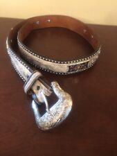Ranger Belt Company Genuine Leather 32