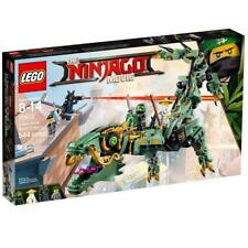 LEGO Ninjago Movie Green Ninja Mech Dragon [Building Kit 70612 544 Pieces] NEW